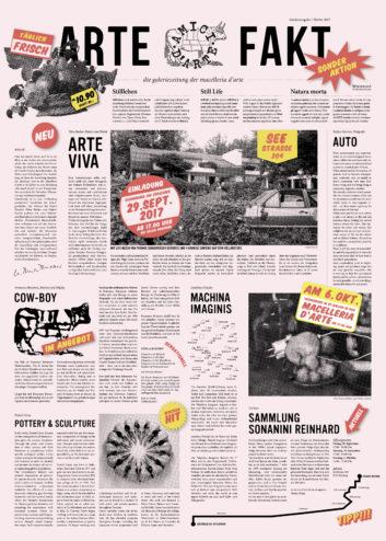 Artefakt Sonderblatt: Stilleben - Natura morta